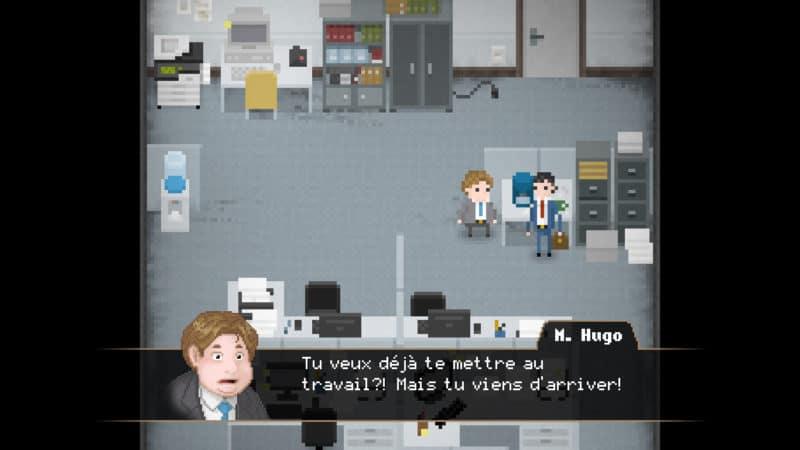 Yuppie Psycho Hugo Bureau