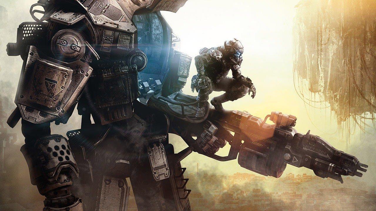 Titanfall illustration