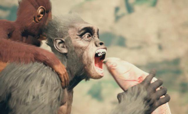 Ancestors: The Humankind Odyssey le poisson c'est bon pour la santé !