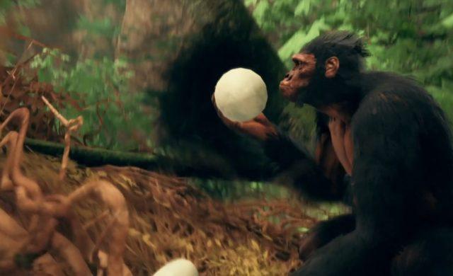 Ancestors: The Humankind Odyssey apprendre à savoir ce qui est bon ou mauvais pour la santé