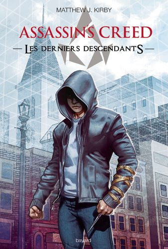 assassin's creed last descendants Assassin's Creed Bloodstone