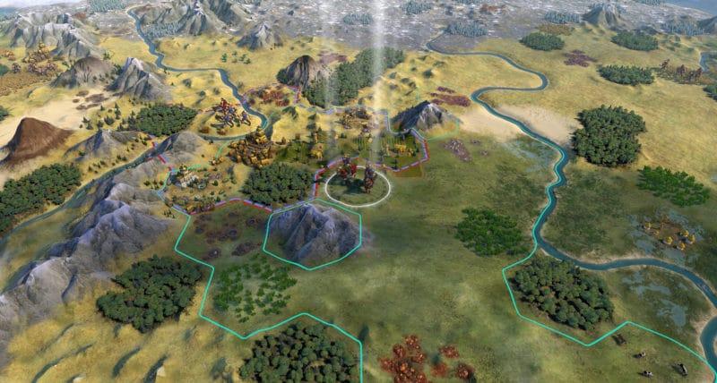 Civilization 6 Civilization 5 mod 2