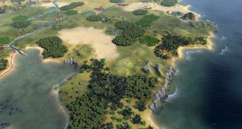 Civilization 6 Civilization 5 mod 4