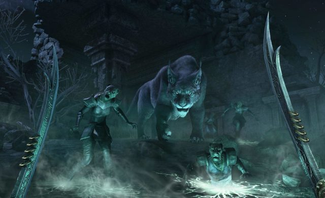 The elder scrolls online elsweyr creatures