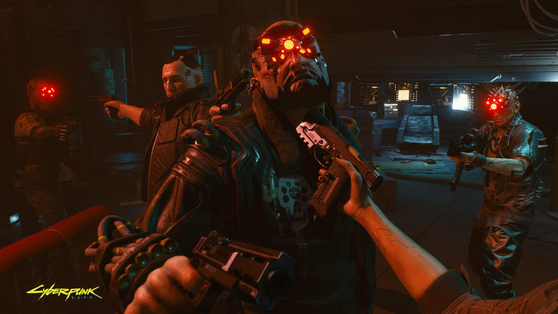 Cyberpunk 2077 menace