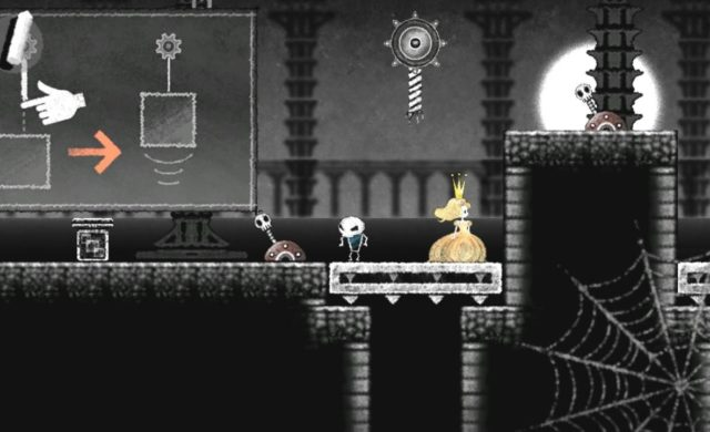 Dokuro PS Vita Screenshot game system