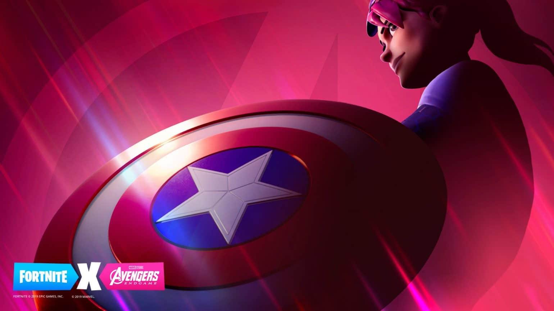 Fortnite crossover Avengers Endgame