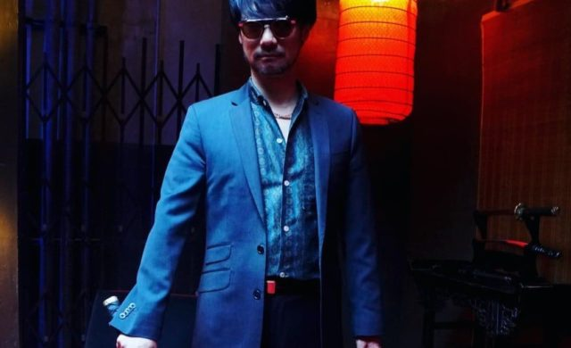 Too Old To Die Young Hideo Kojima en Yakuza