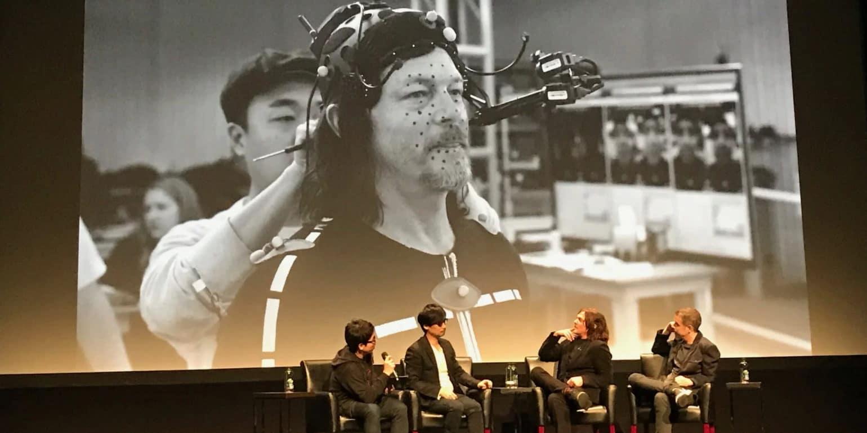 Hideo Koijma Norman Reedus Jeux vidéos Death Stranding Festival Tribeca