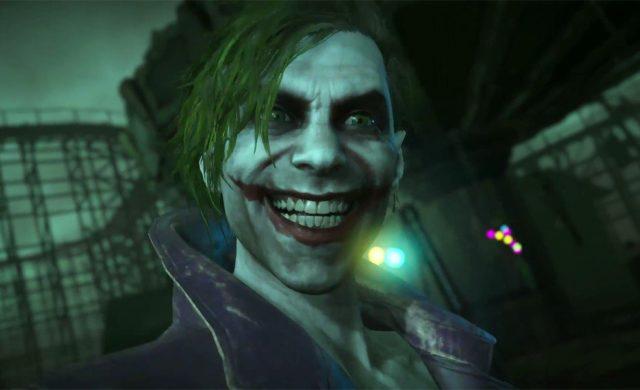 Injustice 2 joker mortal kombat 11