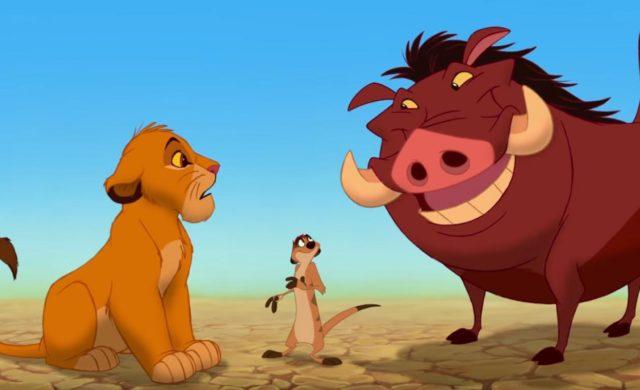le roi lion Hakuna Matata !