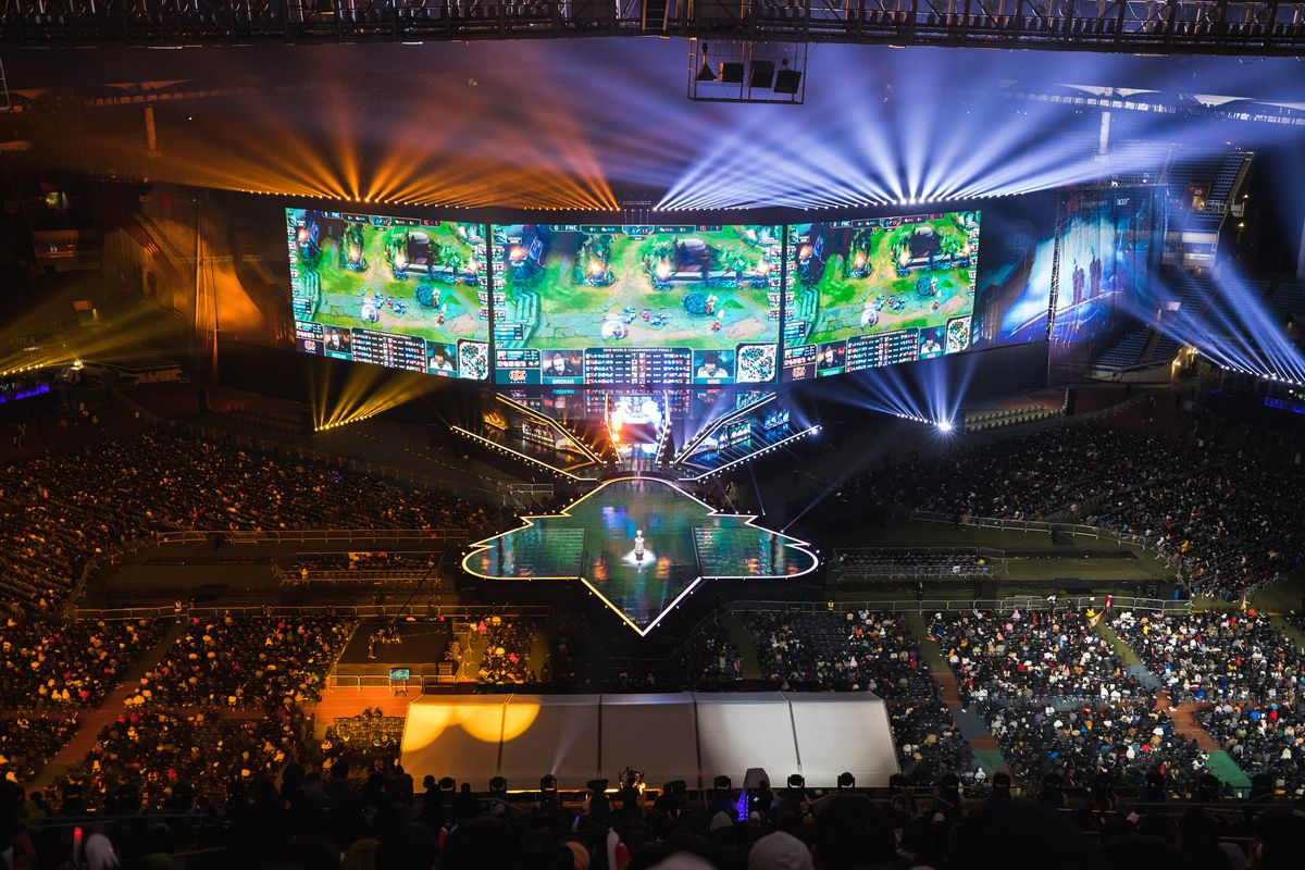 league of legends finales esport