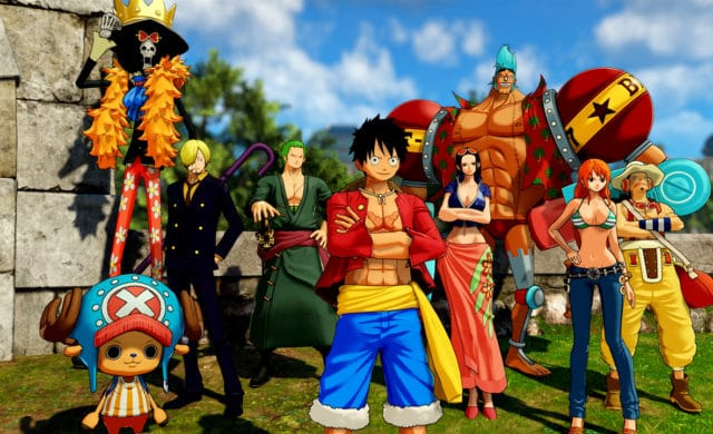 one piece world seeker equipage