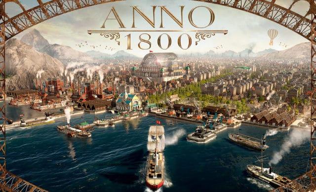 Anno 1800 titre