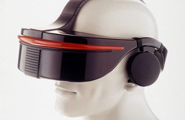 SEGA VR casque mega drive
