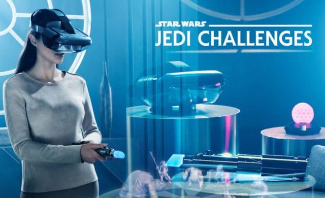 Lenovo Star Wars Jedi Challenges materiel