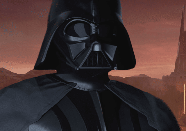 Vader Immortal Dark Vador