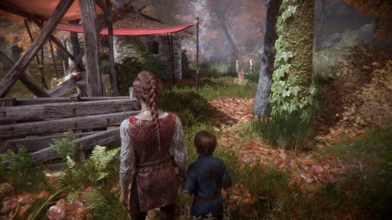 A Plague Tale: Innocence guide amulette