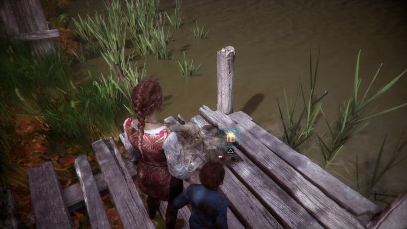 A Plague Tale: Innocence amulette