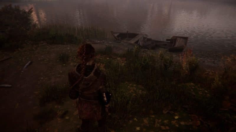 A Plague Tale: Innocence journal