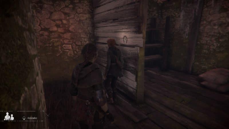 A Plague Tale: Innocence fer à cheval