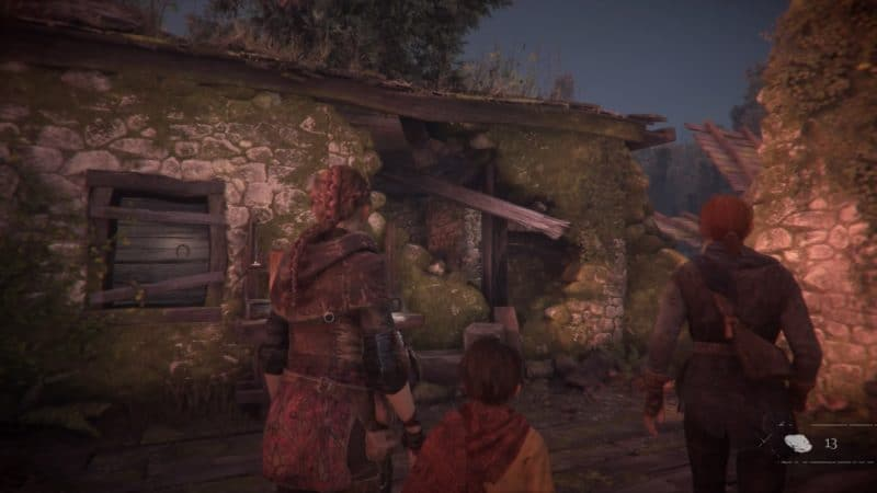 A Plague Tale: Innocence guide fer à cheval