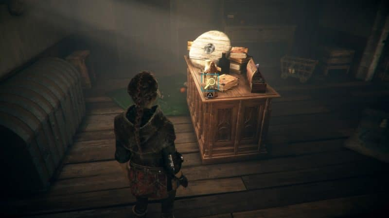 A Plague Tale: Innocence figurine