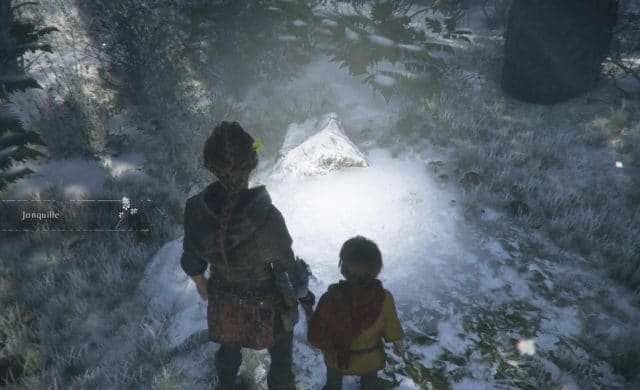 A Plague Tale: Innocence jonquille