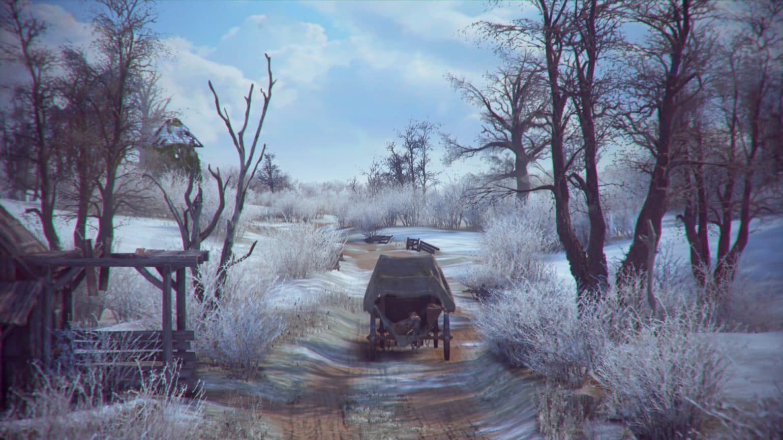 A Plague Tale neige