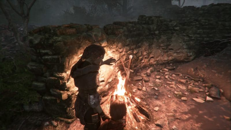 A Plague Tale: Innocence bâton de jacob
