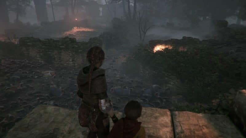 A Plague Tale: Innocence guide bâton de jacob