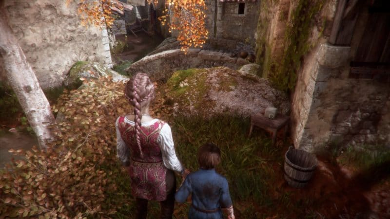 A Plague Tale: Innocence savon