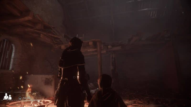A Plague Tale: Innocence guide tabard