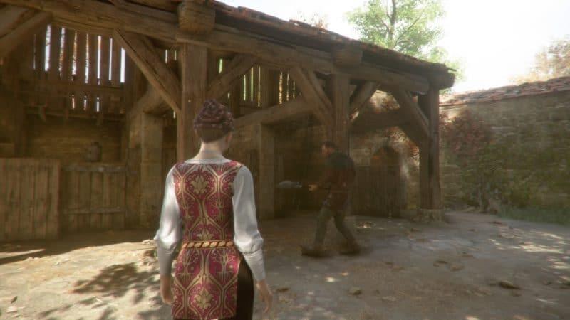 A Plague Tale: Innocence guide sifflet