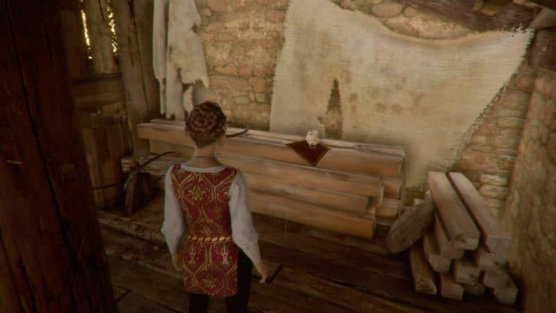 A Plague Tale: Innocence sifflet