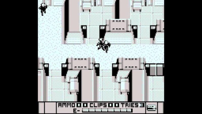 Alien 3 Gameboy