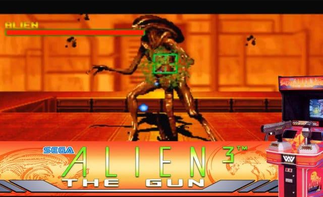 alien 3 the gun arcade