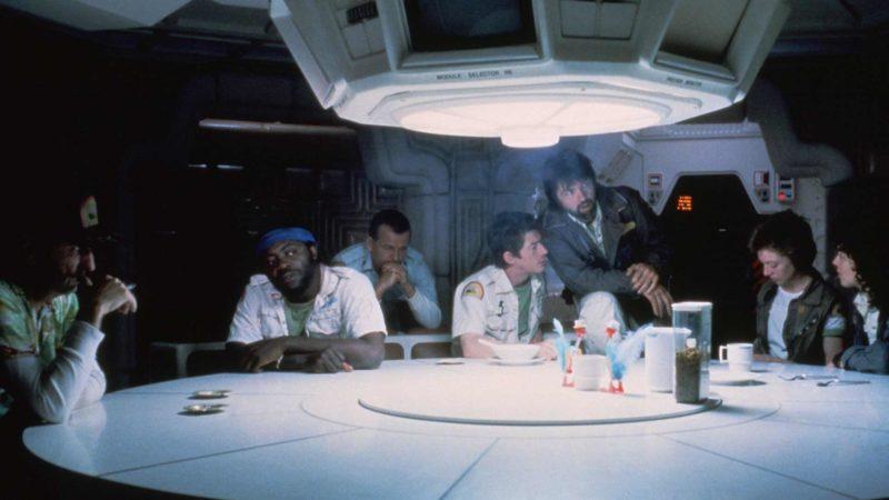 alien nostromo équipage