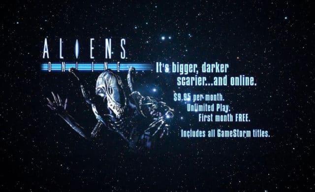 Aliens Online pub