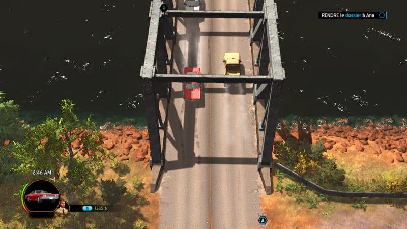 American Fugitive screenshot pont