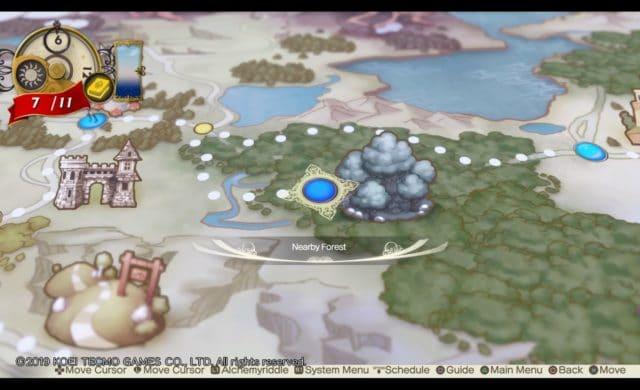 Atelier Lulua: The Scion of Arland carte