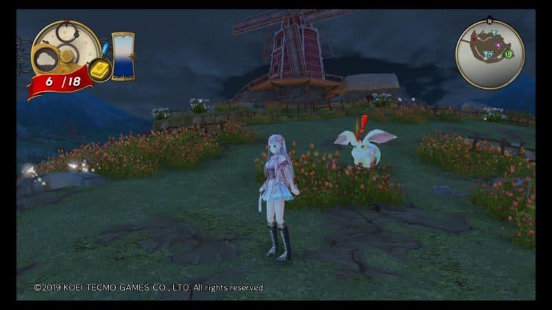 Atelier Lulua: The Scion of Arland exploration