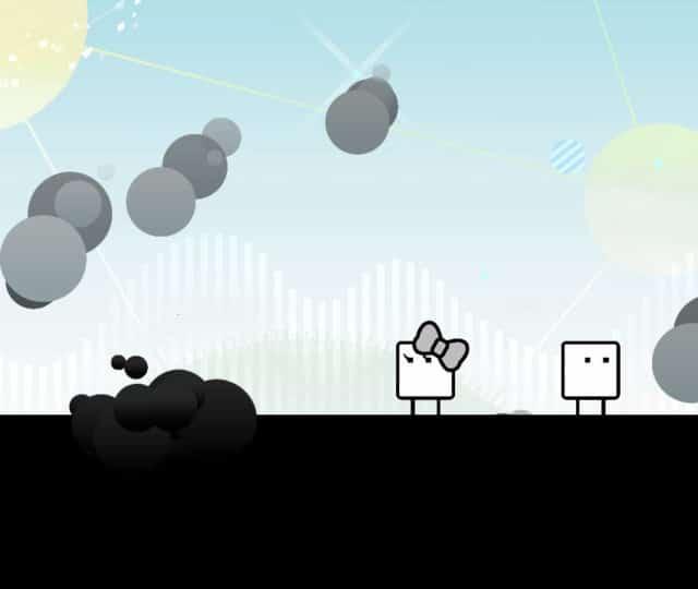 BoxBoy!+BoxGirl! - Cometes de scenarium