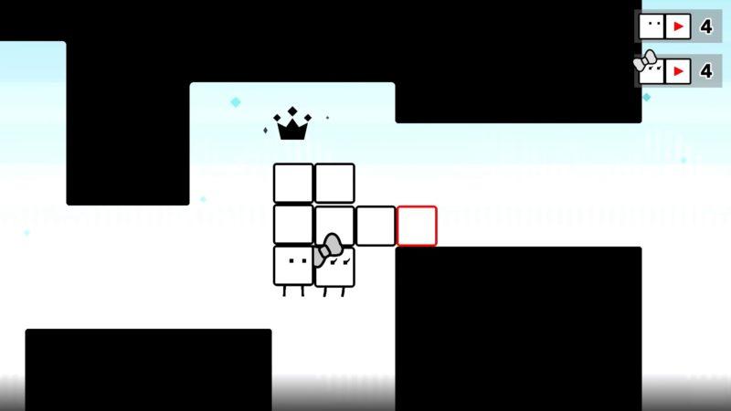 BoxBoy!+BoxGirl! - Tetris