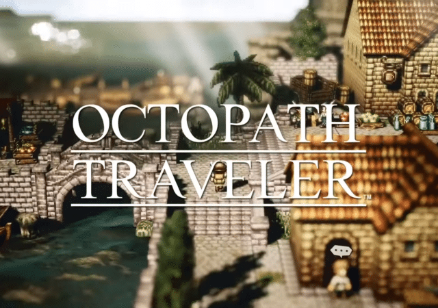 wallpaper octopath traveler pc