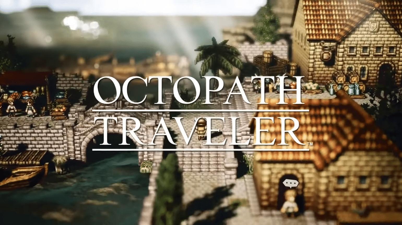 wallpaper octopath traveler pc