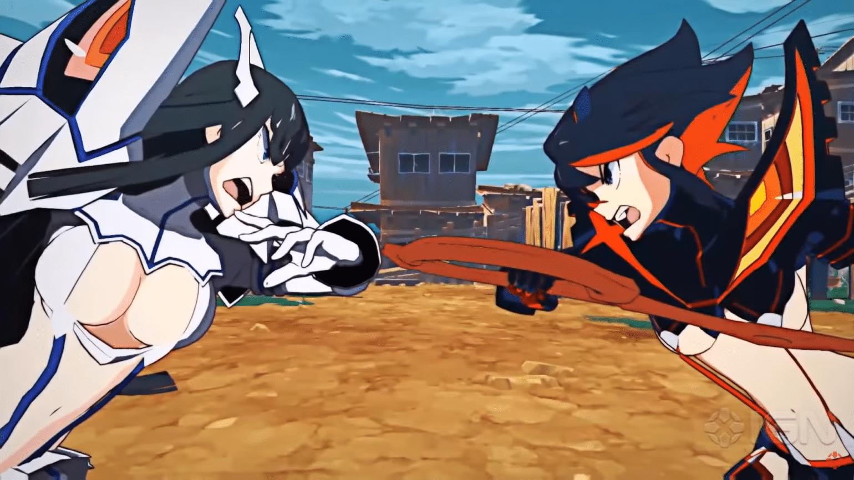 Kill la kill IF duel ragyo satsuki