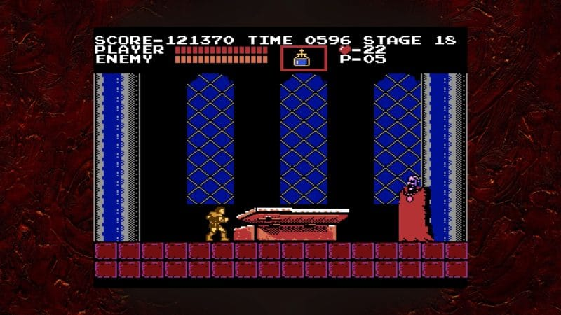 Castlevania Anniversary Collection - Des combats anthologie