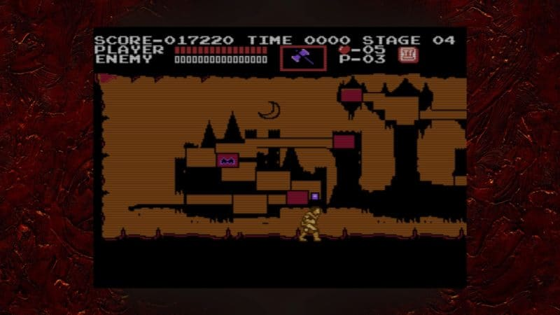 Castlevania Anniversary Collection - Your Princess is in this Castle