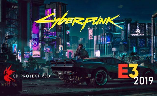 Cyberpunk 2077 - présentation à l'E2 2019